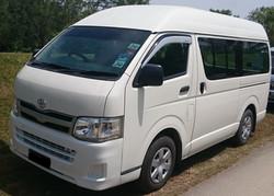 Toyota Hiace (M)