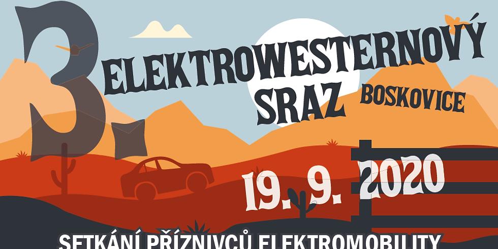 3. Elektrowesternový sraz v Boskovicích
