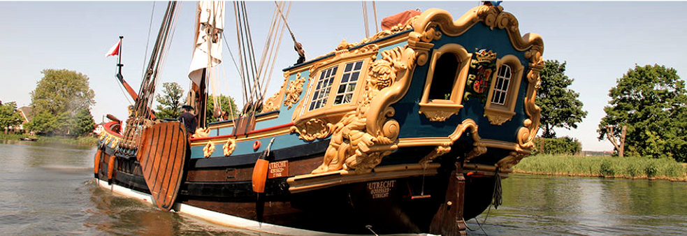 The Pirates Experience ship