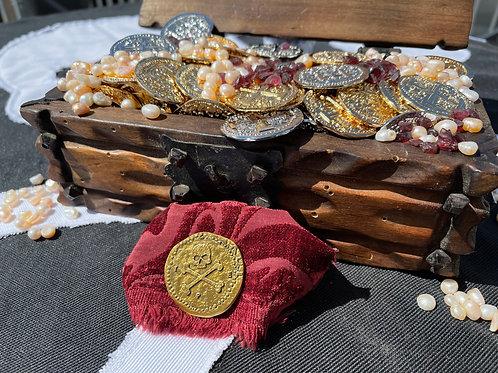 TPE commemorative medallion