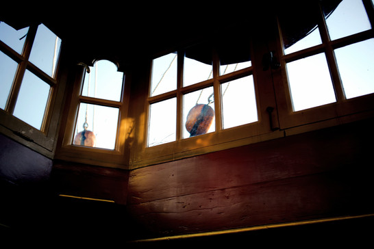 The Pirates Experience ship lower deck