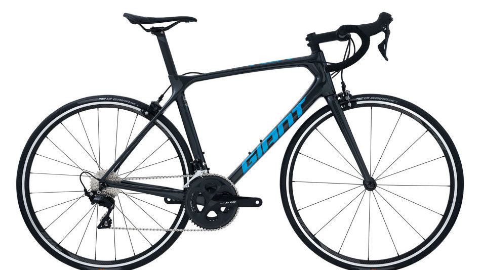 Giant TCR Advanced 2 Pro Compact Carbon