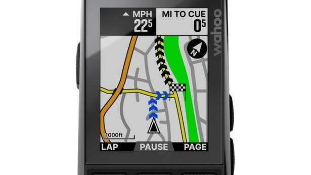 Wahoo Elemnt Bolt V2 GPS Cykelcomputer