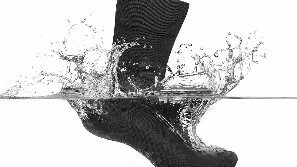 Grip-Grap Light Waterproof socks
