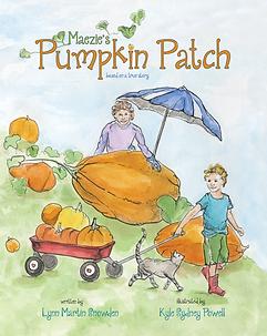 Maezie's Pumpkin Patch Book Cover