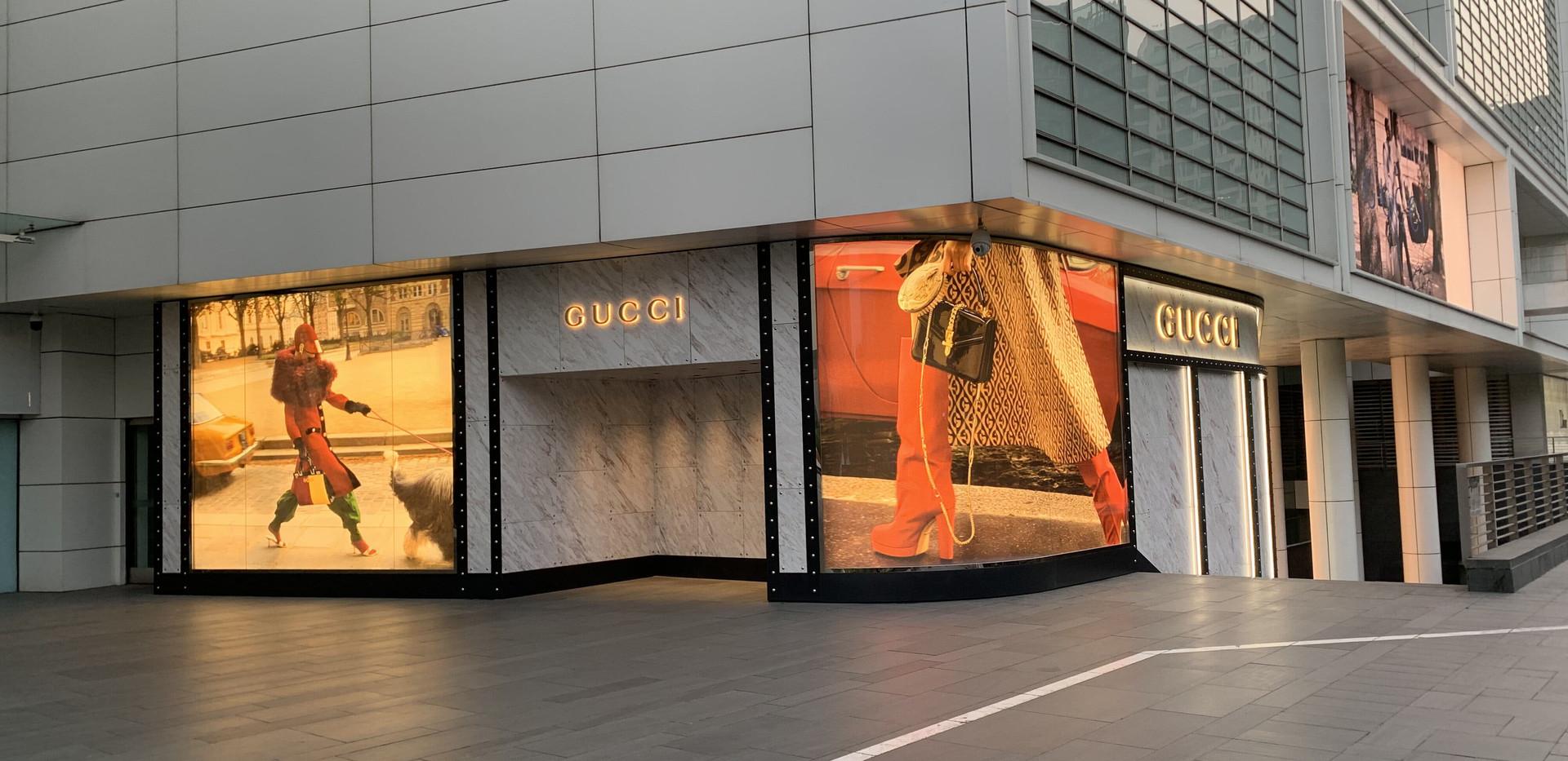 Gucci @ Beijing, China