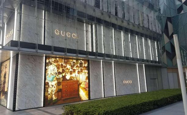 Gucci @ Shanghai, China