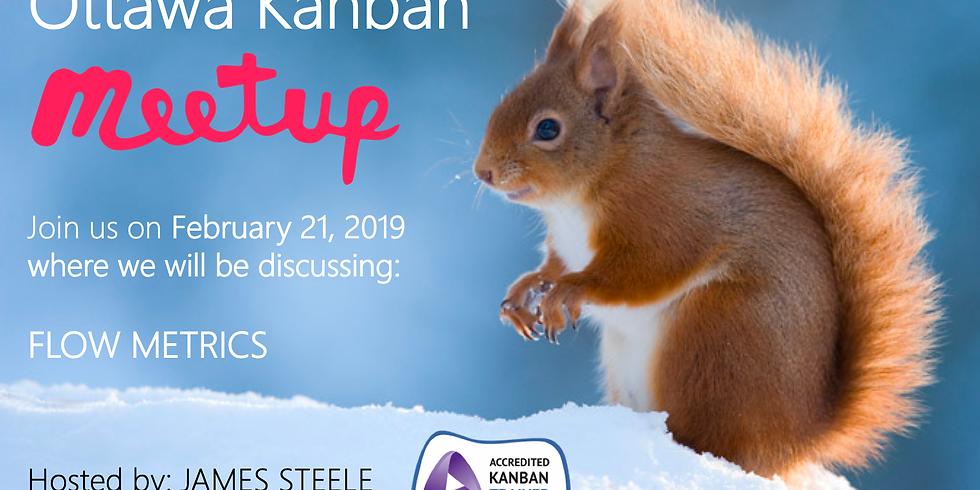 Ottawa Kanban Meetup - Flow Metrics