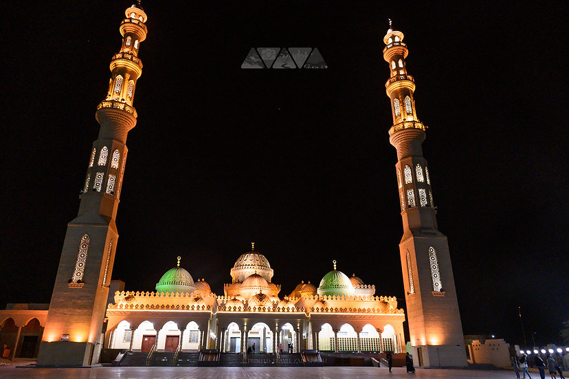 Red Sea Mosque