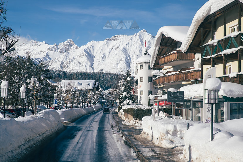 Roads to Seefeld