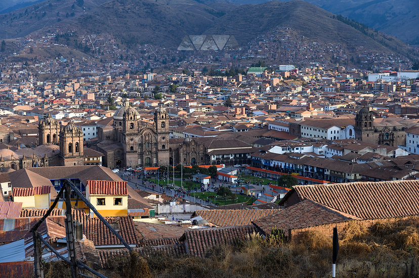 Plaza de Cusco