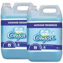 COMFORT FABRIC SOFTENER CONCENTRATE 10 LITRES