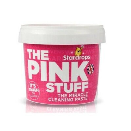 9 x THE PINK STUFF - PASTE - THE MIRACLE CLEANING PASTE