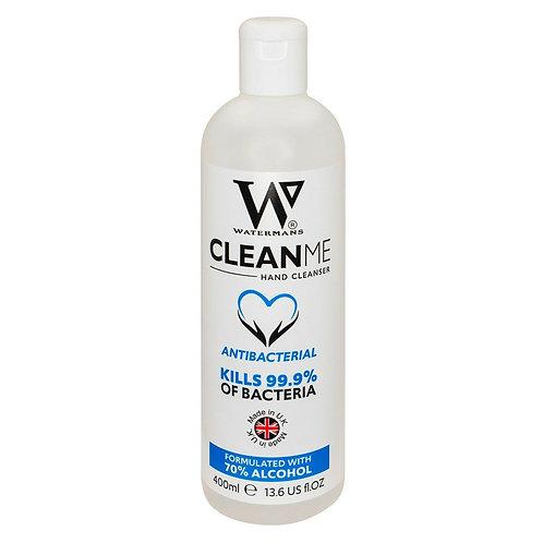CLEAN ME - HAND SANITISING GEL - 400MLS