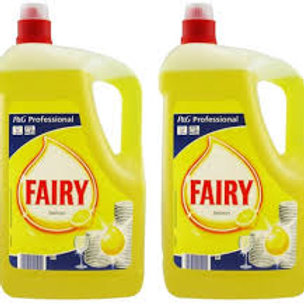 10 LTRS - FAIRY PROFESSIONAL LIQUID LEMON