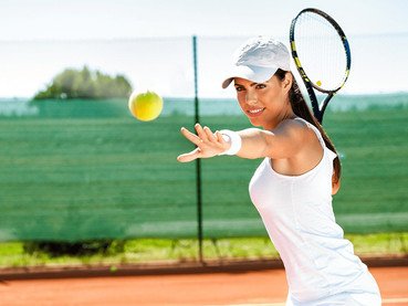 Tennis: Great for Your Body, Tough on Your Joints
