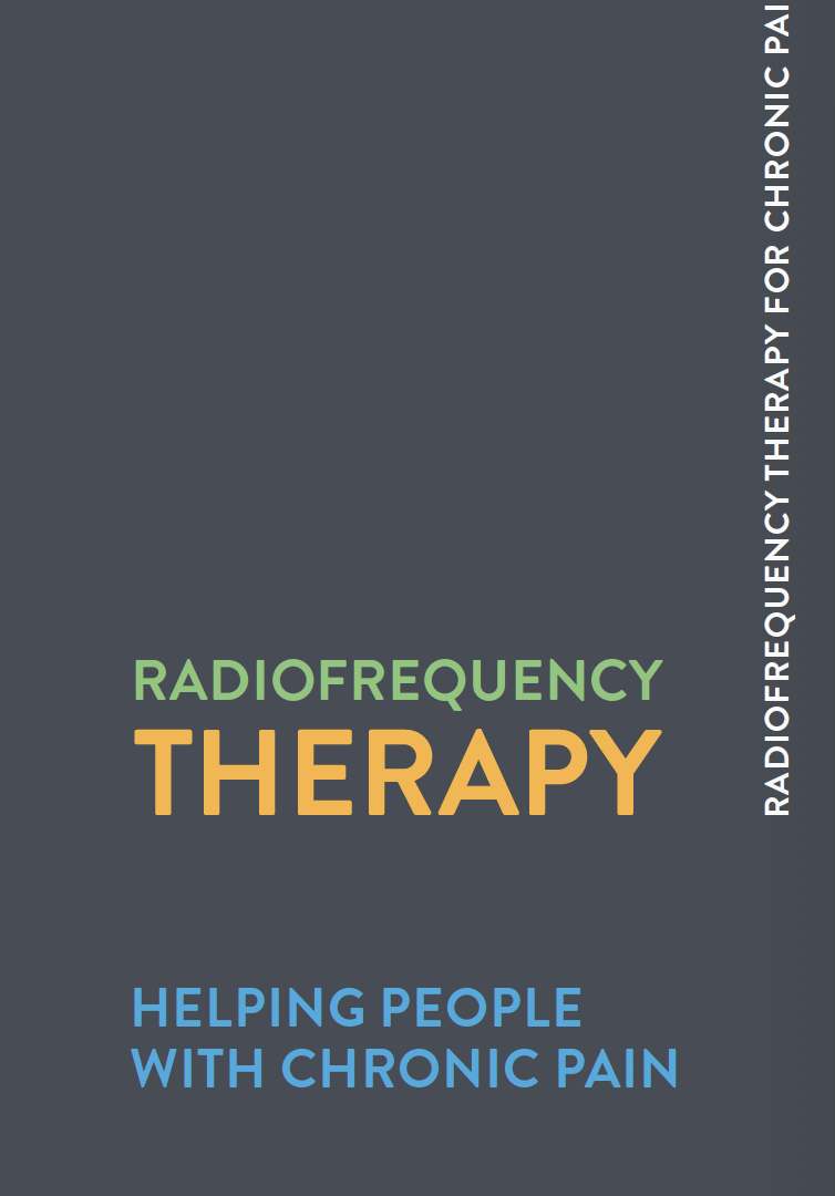 Radiofrequency Therpay For Chronic Pain