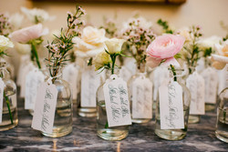 Calligraphy Favor Tags