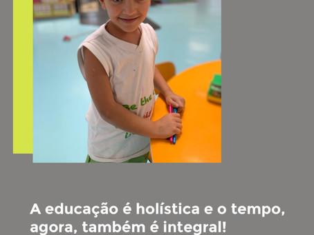 Educação Infantil FULL TIME