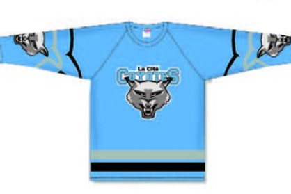 C-10 Chandails style hockey ZH121 Sublimation