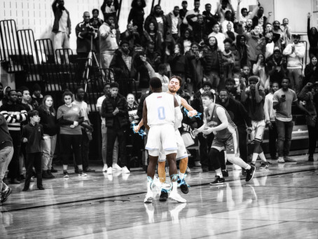 Les basketteurs renouent avec la victoire et les volleyeurs créer l'histoire du collège.