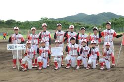 2021年7月4日【小】第52回選手権大会(九州ブロック予選)