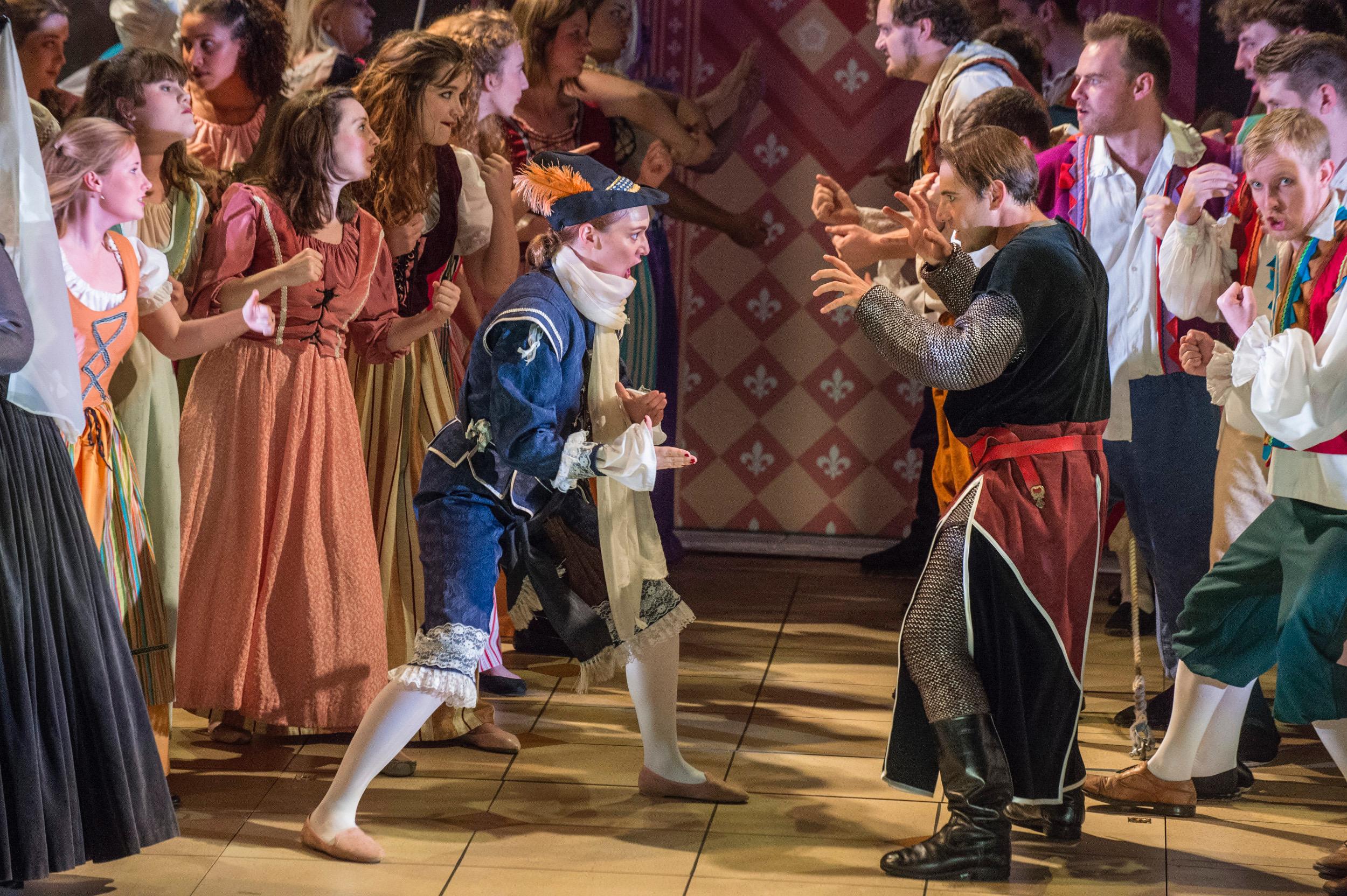 Le Comte Ory. Rossini