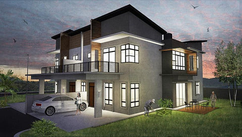 Subari Double Storey Semi Detached
