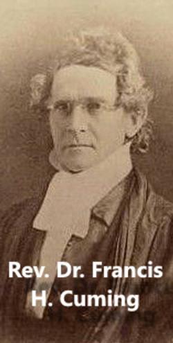 Francis H Cuming