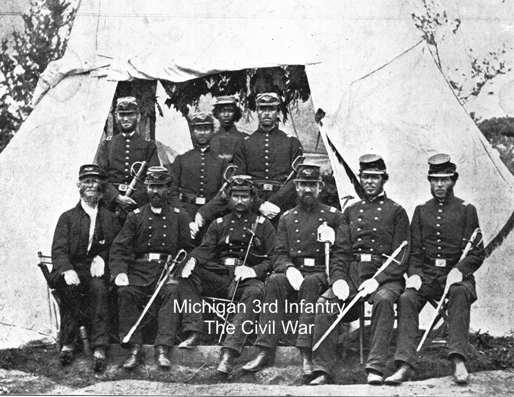 3rd Michigan infantry-1