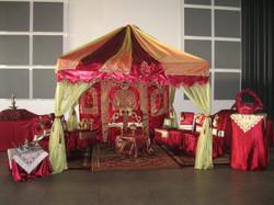אוהל לחינה אפריון הפקת חינה