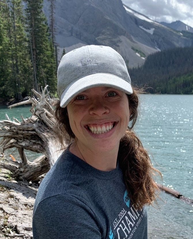 Meet our Physiotherapist - Annika Schieck