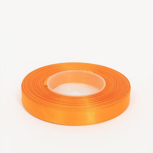 Atłas 1cm pomarańcz