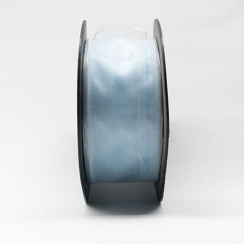 Szyfon z drutem 40mm błekit