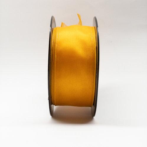 Szyfon z drutem 40mm jasny pomarańcz