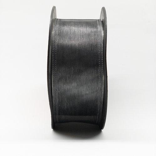 Szyfon z drutem 40mm grafit