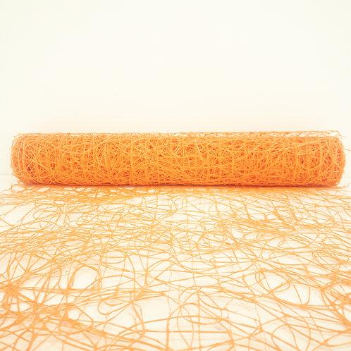 Makaron 50cm pomarańcz