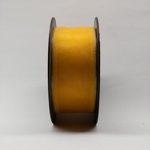 Szyfon z drutem 40mm pomarańcz