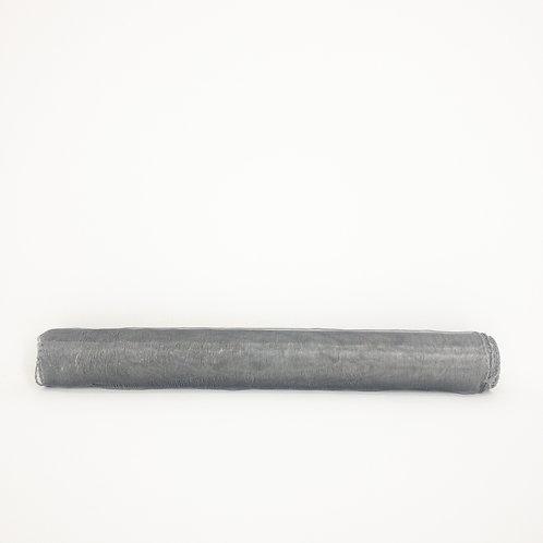 Organza 40cm grafit 5108