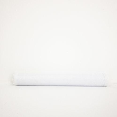 Organza 40cm biały 5001