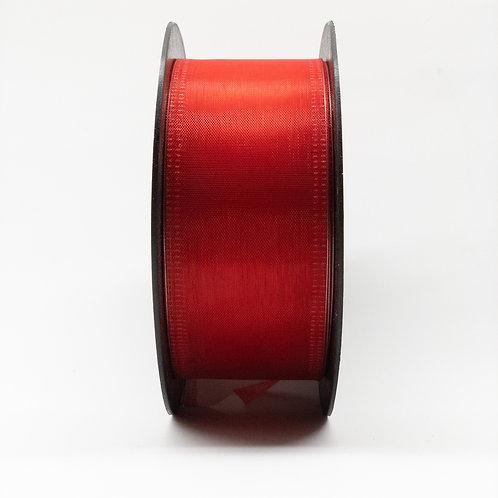 Szyfon z drutem 40mm czerwony