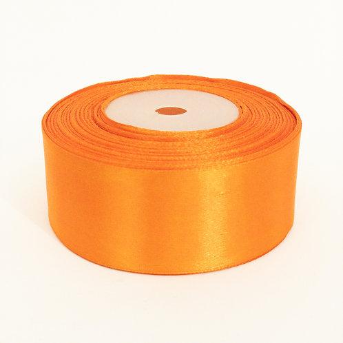 Atłas 38mmmieniący pomarańcz