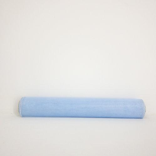 Organza 40cm zimny błękit 5067