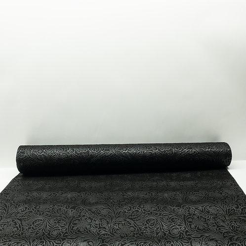 Fizelina tłoczona czarna