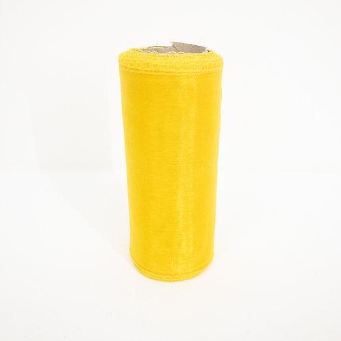 Organza 12cm jajko 5035