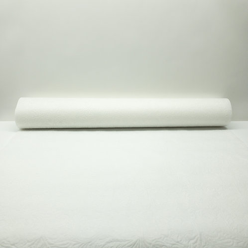 Fizelina tłoczona biała