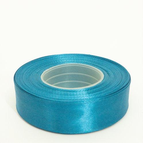 Atłas 25mm niebieski