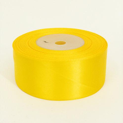 Atłas 38mm żółty