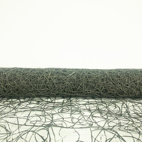 Makaron 50cm czarny