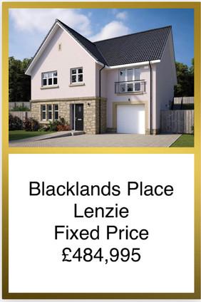 Blacklands Place